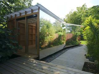 The new Summerhouse Casas modernas de Ullmayer Sylvester Moderno