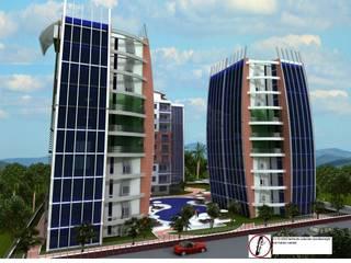 Fe mimarlık mühendislik ltd.şti. – Rezidans ANTALYA / TÜRKİYE:  tarz