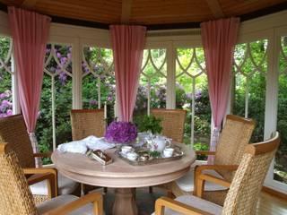 """WOGA Gartenpavillon """"Exquisit"""" fernöstlicher Charme von WOGA Gartenpavillon Asiatisch"""