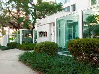 Tellini Vontobel Arquitetura สวน