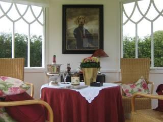 """Der WOGA Gartenpavillon """"Elegance"""" markant und elegant. von WOGA Gartenpavillon Klassisch"""