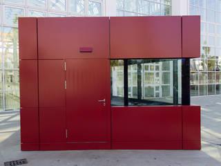 Messe Frankfurt – Neue Wachgebäude, Typ S:  Veranstaltungsorte von Ingo Schrader Architekt BDA