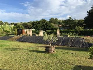 Villa A&S Jardin méditerranéen par In&Out Garden Méditerranéen