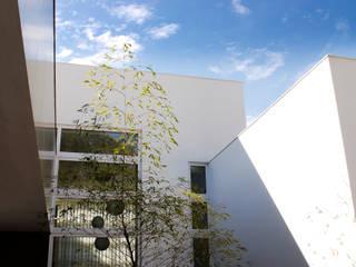 Maisons modernes par Tartan Arquitetura e Urbanismo Moderne
