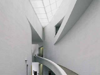 Museo di Arte Kiasma di Helsinki Musei in stile scandinavo di G-render Scandinavo