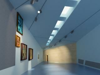 Rendering: Musei in stile  di G-render
