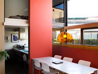 Comedores de estilo  por Beriot, Bernardini arquitectos,