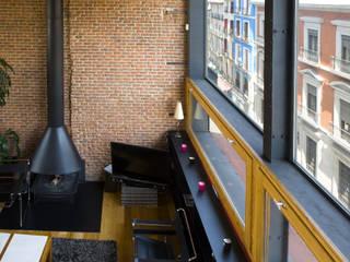 LOFT ATOCHA. Madrid Salones industriales de Beriot, Bernardini arquitectos Industrial