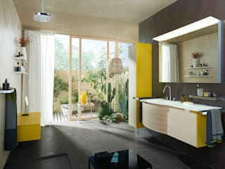 Espace Aubade - Salle de bains moderne par Espace Aubade Moderne