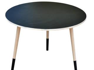 Coffee Table Black Board od Monkey Machine Magdalena Jasyk Bartczak Nowoczesny