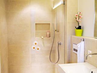 Modern Bathroom by Füglistaller Architekten AG Modern