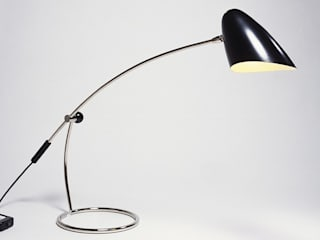 "Adjustable Arc Lamp ""bullet shade"" - David Weeks:  de style  par Triode"