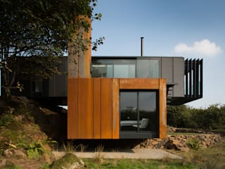 Houses by Patrick Bradley Architects