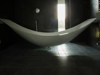 حمام تنفيذ Patrick Bradley Architects,