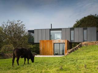 บ้านและที่อยู่อาศัย by Patrick Bradley Architects