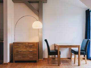 Ferienscheune-Barnimer-Feldmark:  Schlafzimmer von Zerr Hapke Architekten BDA