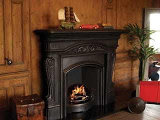 Traditional Cast Iron Fireplaces UKAA | UK Architectural Antiques Dining roomAccessories & decoration