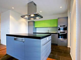 Modern Kitchen by Füglistaller Architekten AG Modern