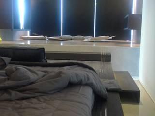 Vivienda en Roca Llisa, Ibiza: Dormitorios de estilo  de Ivan Torres Architects