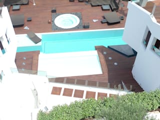 Ivan Torres Architects สระว่ายน้ำ