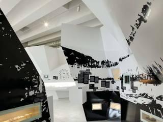 SPIEGELNDER MONOLITH Moderne Museen von ALUCOBOND - 3A Composites GmbH Modern