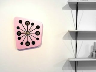 Pink Atomica Clock:   by Hi! TIME