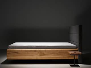 Łóżko BOXSPRING od mazzivo Nowoczesny
