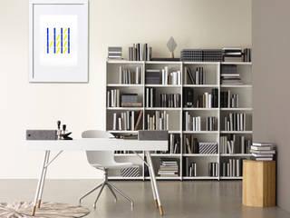Kunst im Arbeitszimmer Pablo & Paul Klassische Arbeitszimmer