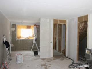 Spackspuitwerk en de ondergrond:   door WandenPlafondSpuiten.nl | latex spuiten | spack spuiten | stucwerk