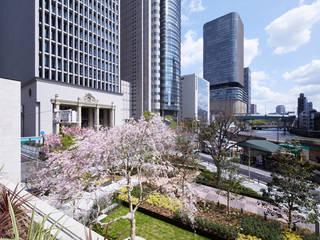Hotel moderni di 株式会社 スタジオ ゲンクマガイ Moderno
