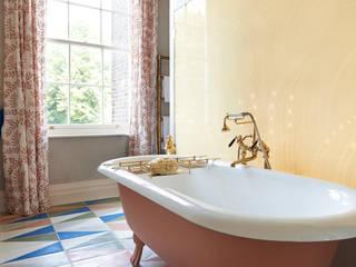 Drummond's Case Study: London Townhouse, Notting Hill Kamar Mandi Minimalis Oleh Drummonds Bathrooms Minimalis