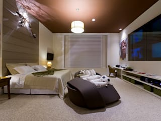 Modern Bedroom by FJ Novaes Light Projects Modern