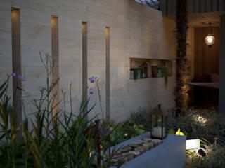 Pátio São Paulo Locais de eventos modernos por Mera Arquitetura Paisagistica Moderno