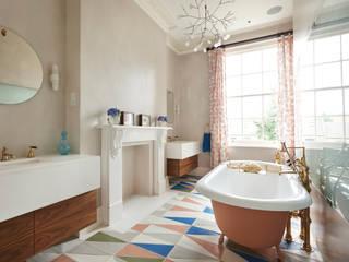 حمام تنفيذ Drummonds Bathrooms