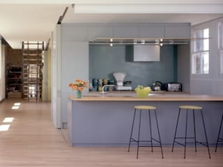 The School House:  Kitchen by reForm Architects