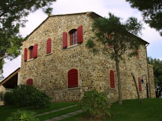casa privata a Castagneto Carducci Casa rurale di studio delta associati Rurale