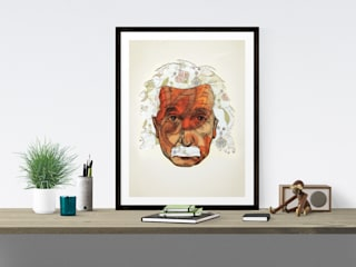 Einstein - Jason Ratliff:  de style  par Balibart
