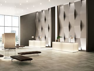 The Megalith Maximum Range de The London Tile and Mosaic Company Moderno