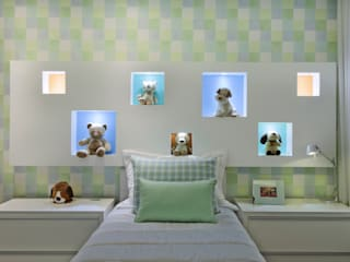 moderne Kinderzimmer von Arquiteto Aquiles Nícolas Kílaris