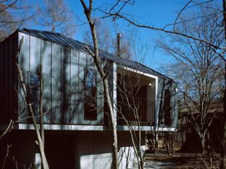 森吉直剛アトリエ/MORIYOSHI NAOTAKE ATELIER ARCHITECTS Casas de estilo minimalista