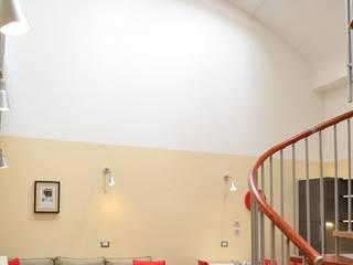 Modern living room by Valtorta srl Modern