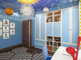 Nursery/kid's room by K-Group