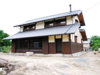 京建具の家: WOOD PROが手掛けた家です。,クラシック