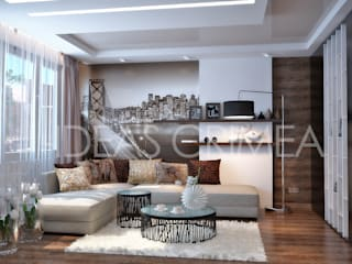 by Студия дизайна Interior Design IDEAS Minimalist