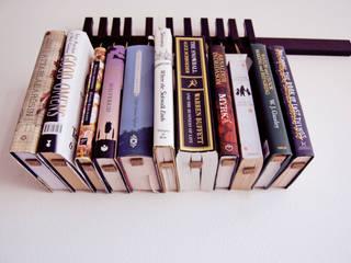 Book rack in Wenge agustav KitchenStorage