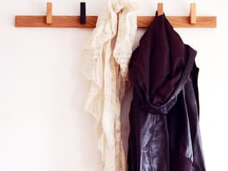 Coat rack in Oak agustav Corridor, hallway & stairsClothes hooks & stands