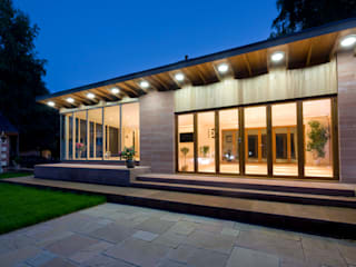 Residential Extension, Glasgow:  Houses by CRGP Limited, Architects, Surveyors and Project Managers
