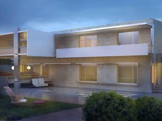 Terrace by MHD Design Group, Modern