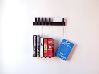 Mini Book Rack in Wenge agustav Corridor, hallway & stairsClothes hooks & stands