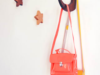 Star and Moon hooks di agustav Minimalista